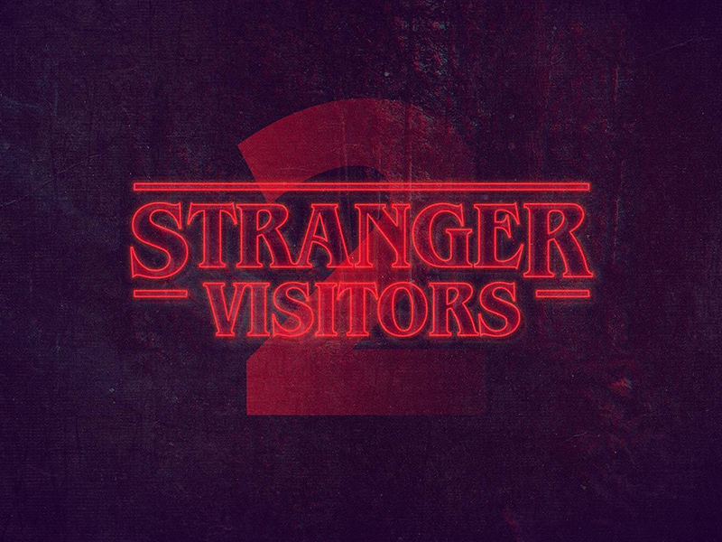 Free Stranger Things Adobe Photoshop Action. Turn your type to Stranger Things Title Style easily! Download for Free